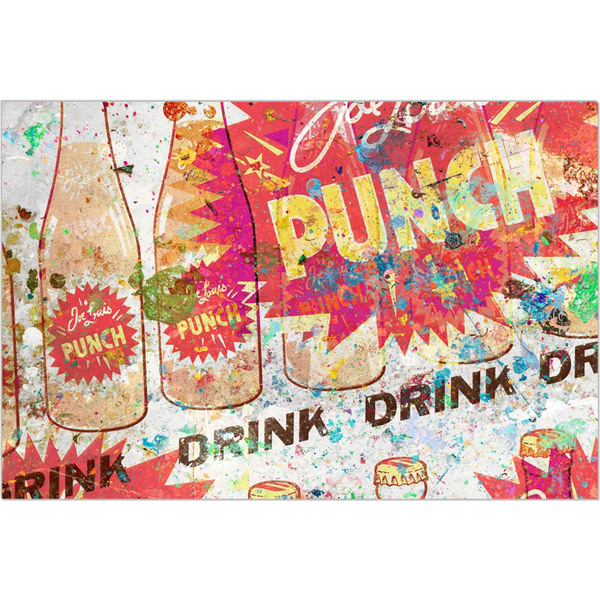 Punch - Fine Art Print