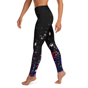 Black Star - Yoga Leggings