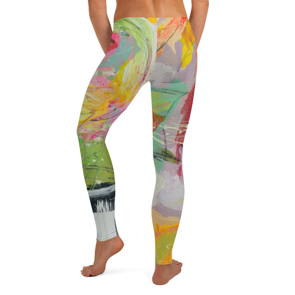Spring Sprang Sprung - Leggings