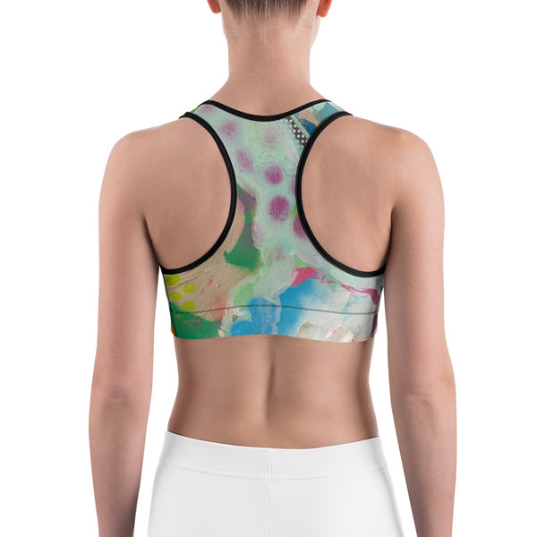 Painting For Matisse - Sports bra