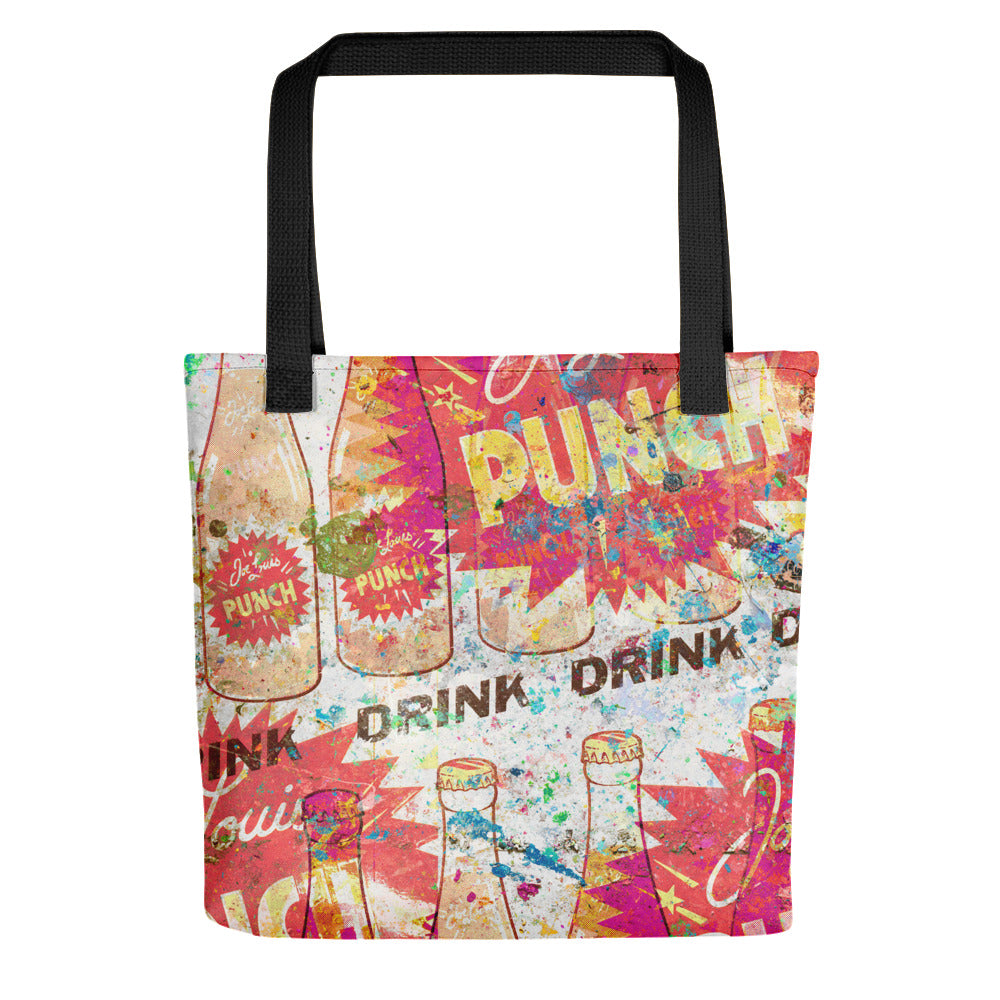 Punch - Tote bag