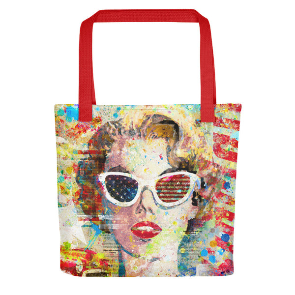 Cherry Chevy - Tote bag