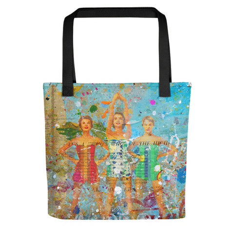 Surfs Up - Tote bag