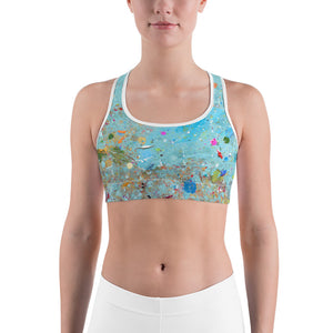 Surfs Up - Sports bra