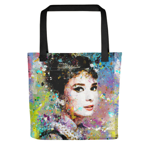 Miss Hepburn - Tote bag