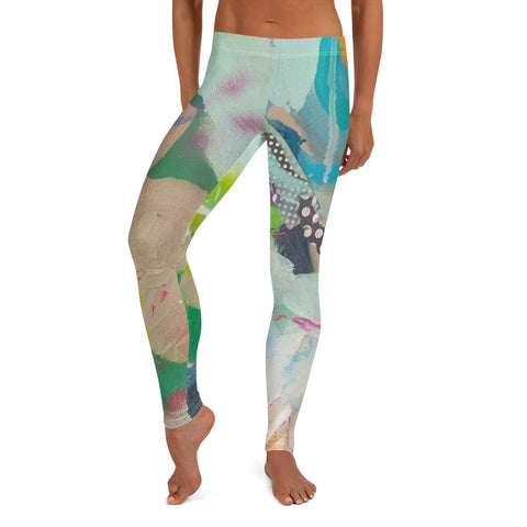 Painting For Matisse - Leggings