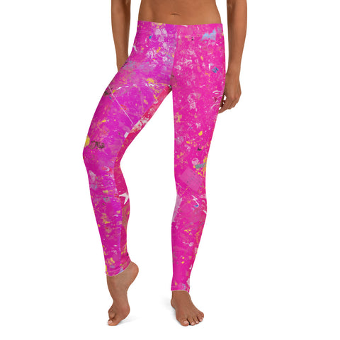 Make Mine Magenta - Leggings