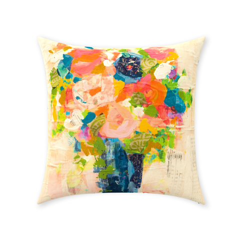 Just Because - Throw Pillows