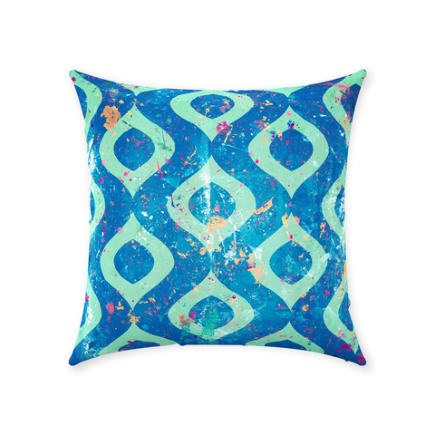 Sea Breeze - Throw Pillows