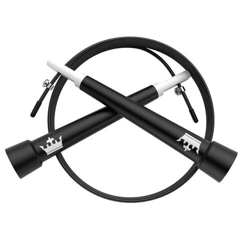 Jump Rope Skipping Rope for Workout and Speed Skip Training Jumping Ropes for Fitness Exercise