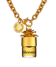 fallintostars 1.25ml pure perfume oil necklace