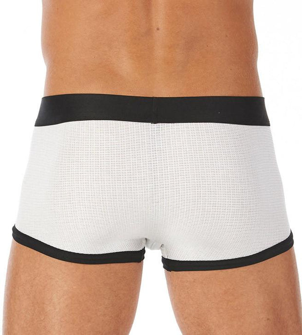 Gentleman Boxer Brief - White