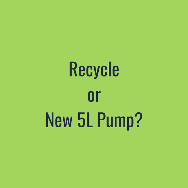 5L Pump - Please Choose Option