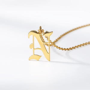 Initialis Necklace - Personalized Jewellery