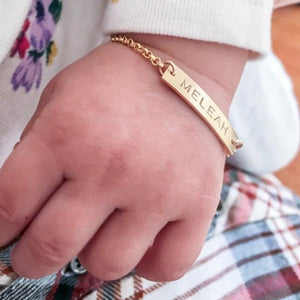 Personalized Family Bracelet - Personalized Jewellery