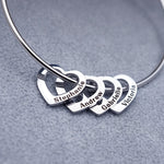 Familia Name Bracelet - Personalized Jewellery