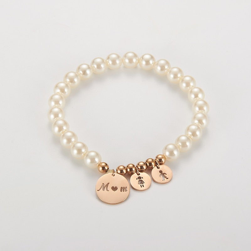 Personalized Alba Bracelet - Personalized Jewellery