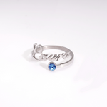Personalized Name Ring Stone - Personalized Jewellery