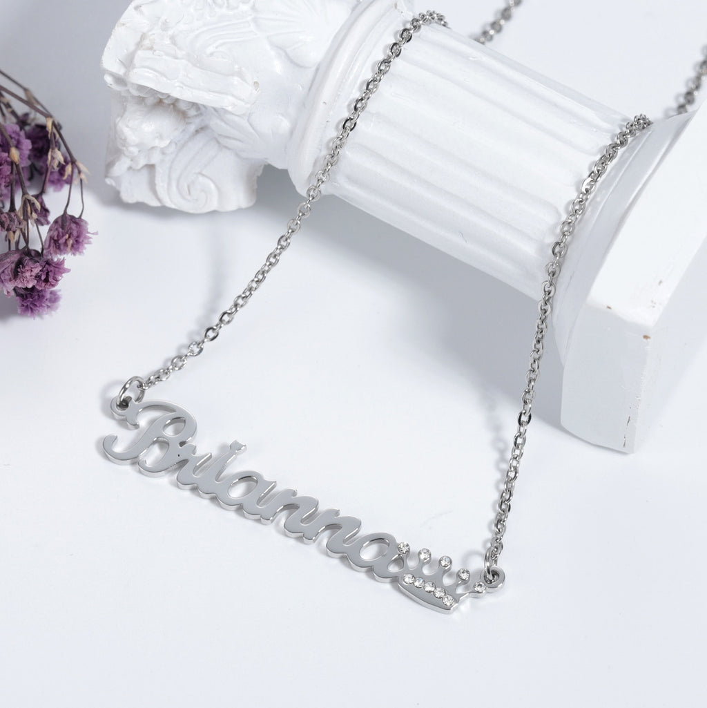 Personalized Kilau Necklace - Personalized Jewellery