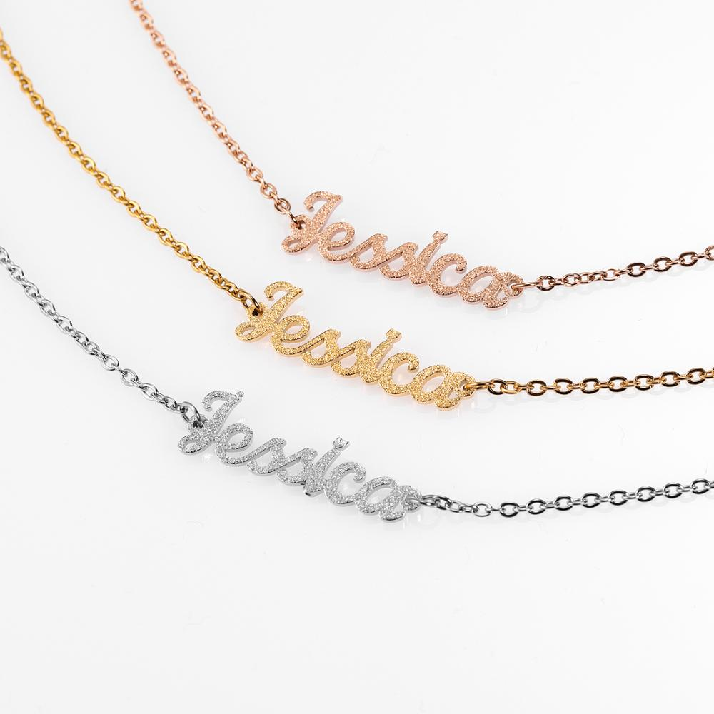 Personalized Canvale Necklace - Personalized Jewellery