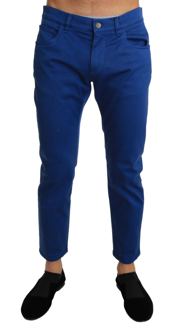 Blue Denim CLASSIC Stretch Slim Fit Jeans