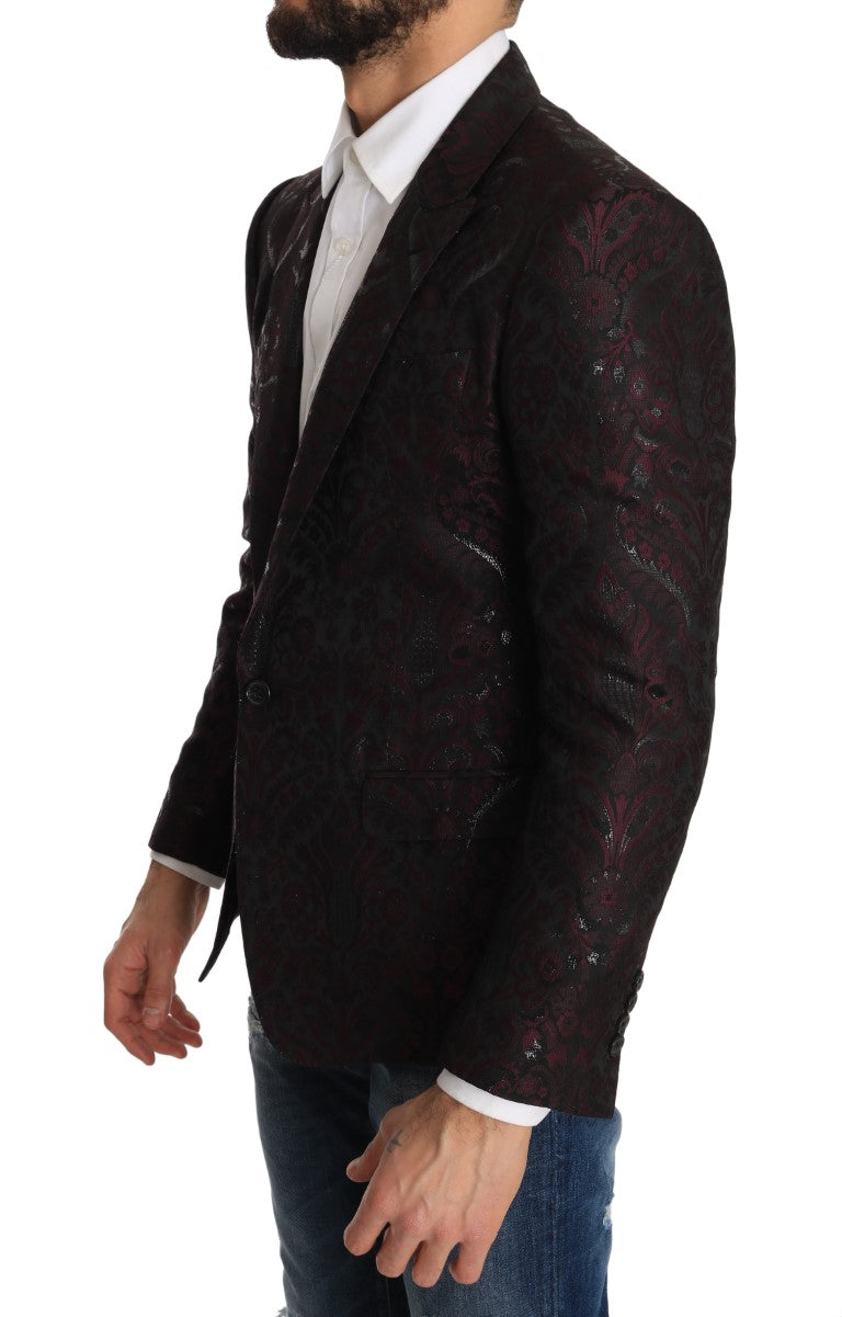 Slim Fit Martini Blazer Jacket