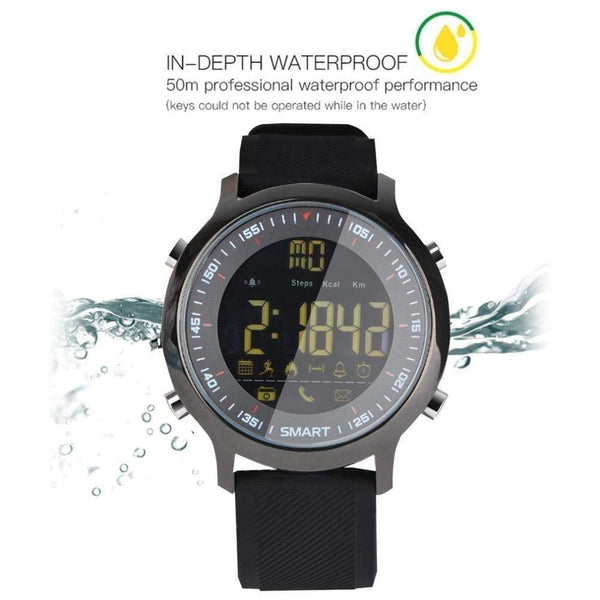CTX18 SPORTS FITNESS SMARTWATCH