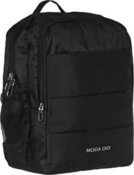 Moda Dio BPK10 Trendy 30 Ltrs Laptop Backpack with Adjustable Strap - Black