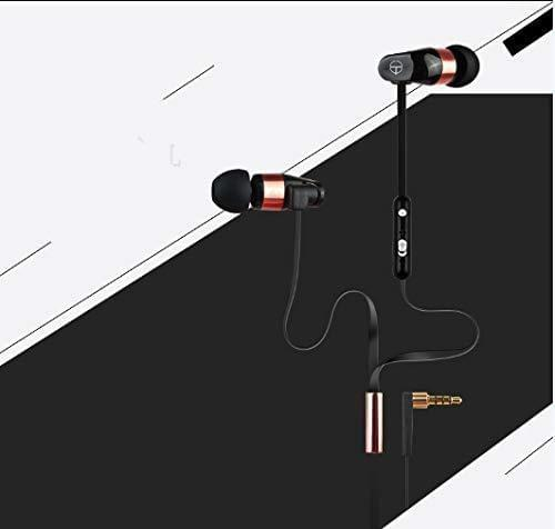 Celestech CTES12W Wired Earphones with Mic and Deep Bass