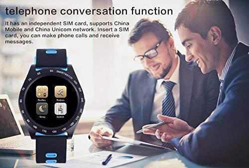 CELESTECH Bluetooth Sports Smartwatch Compatible with All Smartphones - Black - Celestech Smartwatch & Bands, Wireless Earbuds, Audio