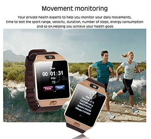 Celestech Bluetooth Smartwatch Intelligence Health and Activity Tracker
