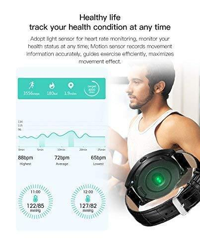 Celestech CT912 Waterproof Bluetooth Smartwatch - Celestech Smartwatch & Bands, Wireless Earbuds, Audio