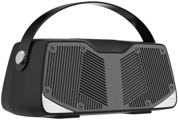 Celestech RetroBox Portable Bluetooth Speaker High Bass 3D Stereo Sound 10W Wirreless Bluetooth Speaker for All Smartphones – Black from celestech-inc.myshopify.com
