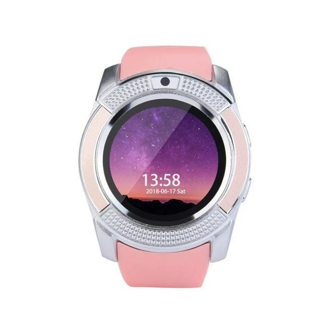 CSTV8 Health and Activity Tracker Smart Watch