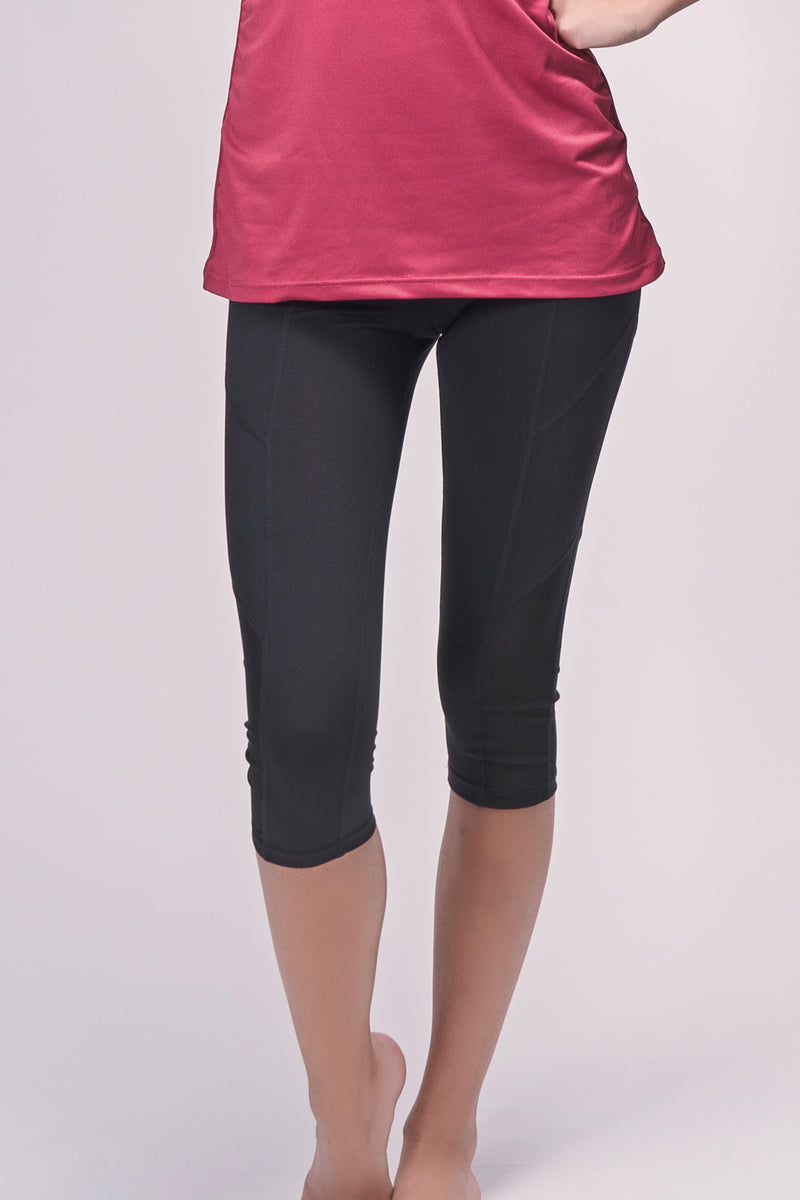 Fit Basic Capri