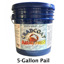 Load image into Gallery viewer, Crystalac CrabCoat Exterior Marine Finish UV Top Coat