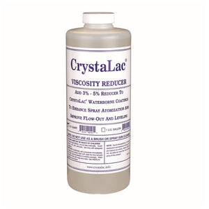 Crystalac Viscosity Reducer, 1 Qt., Water Base