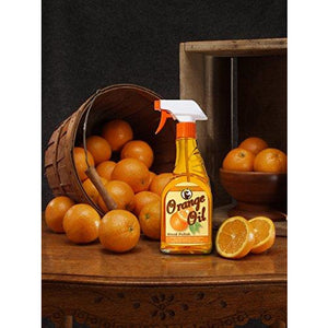 Howard ORS016 Orange Oil Wood Polish