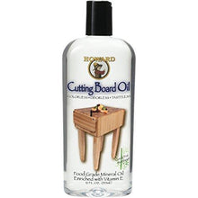 Load image into Gallery viewer, Howard Products BBB012 Cutting Board Oil, 12 Oz