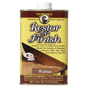 Howard Products RF4016 Restor-A-Finish, 16 Oz,
