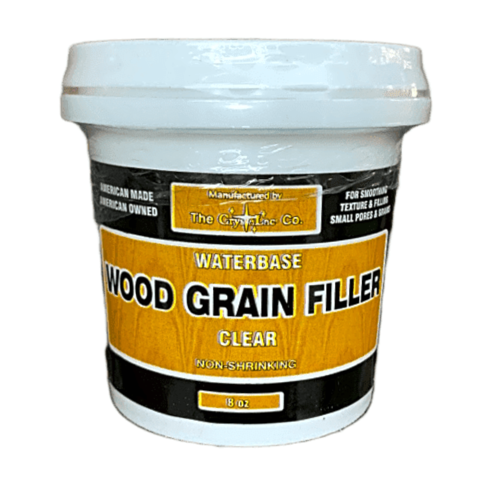 CrystaLac Wood Grain Filler 8 oz