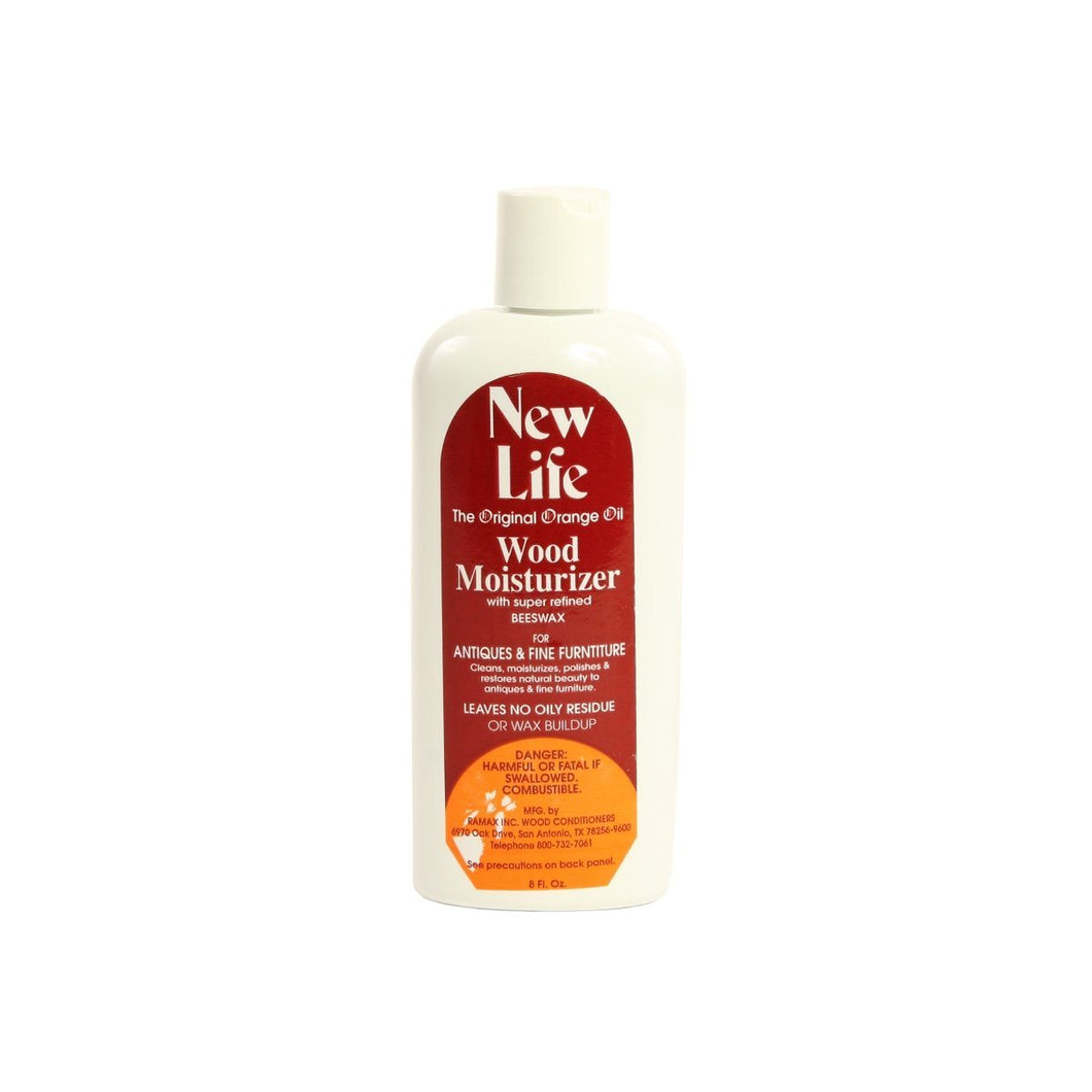 New Life Wood Moisturizer