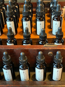 Natural Herbal Infused Tinctures