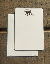 Load image into Gallery viewer, Foil Pressed Monkey Card - PARCEL