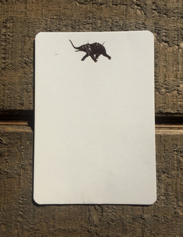 Elephant, Petit-Pressed Cards