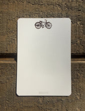 Load image into Gallery viewer, Foil Pressed Bicycle Card - PARCEL