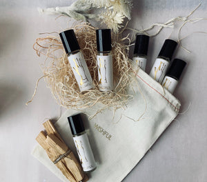 Wishful Aromatic Fragrance Oil - PARCEL