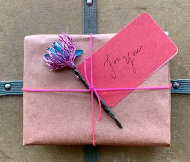 Parcel Gift Wrapping - PARCEL