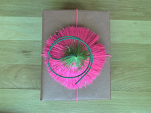 Load image into Gallery viewer, Vintage Raffia Flowers - PARCEL