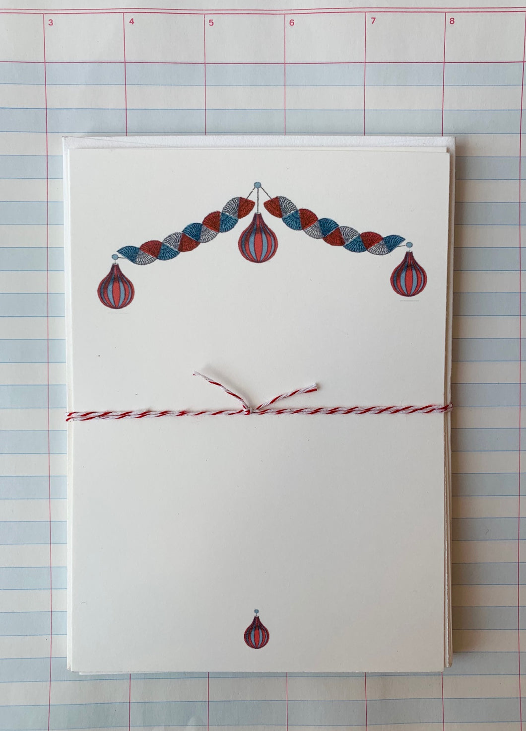 Balloon Lantern Notecards - PARCEL
